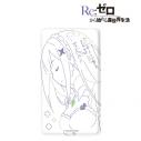 【グッズ-電化製品】Re:ゼロから始める異世界生活 エミリア lette-graph モバイルバッテリーの画像