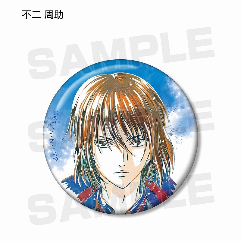【グッズ-バッチ】新テニスの王子様 トレーディング Ani-Art 缶バッジ 青学(せいがく)