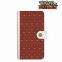 【グッズ-カバーホルダー】TIGER & BUNNY バーナビー・ブルックス Jr. 手帳型スマホケース(対象機種/Lサイズ)の画像