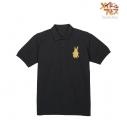 【グッズ-Tシャツ】劇場版メイドインアビス 深き魂の黎明 ナナチ ワンポイント刺繍ポロシャツ レディース(サイズ/LL)の画像