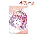 【グッズ-パスケース】To LOVEる-とらぶる-ダークネス 黒咲芽亜 Ani-Art 1ポケットパスケース vol.2の画像