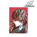 【グッズ-クリアファイル】ペルソナ5 ジョーカー Ani-Art クリアファイルの画像