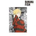 【グッズ-クリアファイル】BANANA FISH 描き下ろしイラスト アッシュ・リンクス レコードショップver. クリアファイルの画像