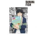 【グッズ-クリアファイル】BANANA FISH 描き下ろしイラスト 奥村英二 レコードショップver. クリアファイルの画像