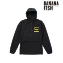 【グッズ-ジャンパー・コート】BANANA FISH アッシュ・リンクス ナイロンアノラックパーカーユニセックス(サイズ/XL)の画像