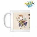 【グッズ-マグカップ】ヘタリア World☆Stars イギリス&フランス デフォルメAni-Art マグカップの画像
