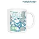 【グッズ-マグカップ】ソードアート・オンライン シノン Ani-Art マグカップの画像
