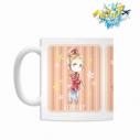 【グッズ-マグカップ】ヘタリア World☆Stars イタリア&ドイツ&日本 Music band ver. デフォルメAni-Art マグカップの画像