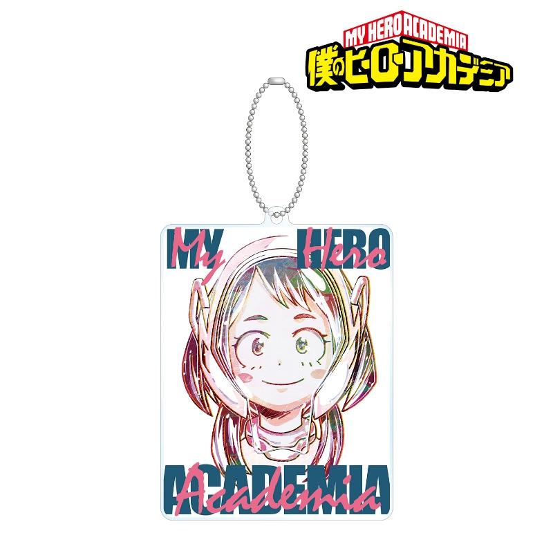 僕のヒーローアカデミア 麗日お茶子 Ani-Art BIGアクリルキーホルダー Vol.2_0