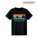 【グッズ-Tシャツ】ゆるキャン△ Tシャツメンズ(サイズ/XL)の画像