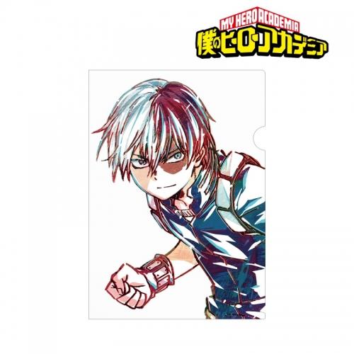 グッズ クリアファイル 僕のヒーローアカデミア 轟焦凍 Ani Art クリアファイル Vol 3 アニメイト