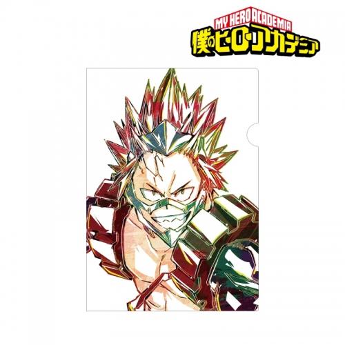 グッズ クリアファイル 僕のヒーローアカデミア 切島鋭児郎 Ani Art クリアファイル Vol 3 アニメイト