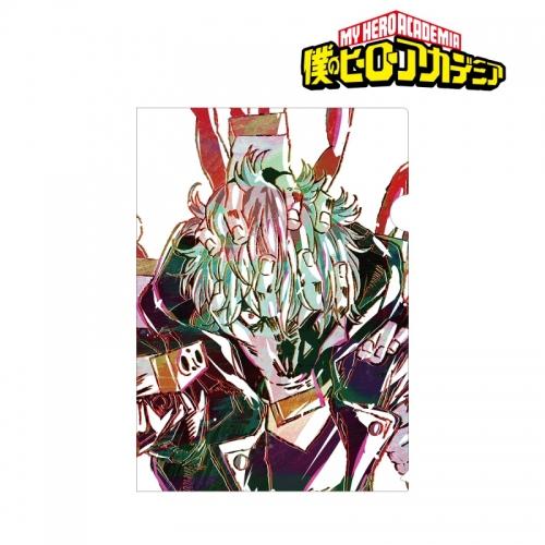 グッズ クリアファイル 僕のヒーローアカデミア 死柄木弔 Ani Art クリアファイル Vol 3 アニメイト