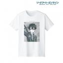 【グッズ-Tシャツ】ソードアート・オンライン キリト Ani-Art Tシャツメンズ(サイズ/XL)の画像