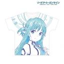 【グッズ-Tシャツ】ソードアート・オンラインアスナ Ani-Art フルグラフィックTシャツユニセックス(サイズ/XL)の画像