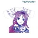 【グッズ-Tシャツ】ソードアート・オンラインユウキ Ani-Art フルグラフィックTシャツユニセックス(サイズ/XL)の画像
