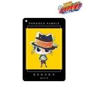 【グッズ-パスケース】家庭教師ヒットマンREBORN! リボーン Ani-Art 1ポケットパスケース vol.3の画像