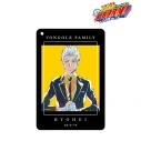 【グッズ-パスケース】家庭教師ヒットマンREBORN! 笹川了平(10年後) Ani-Art 1ポケットパスケース vol.3の画像