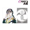 【グッズ-ステッカー】新サクラ大戦 竜胆カオル Ani-Art カードステッカーの画像