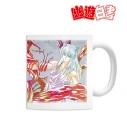 【グッズ-マグカップ】幽☆遊☆白書 妖狐蔵馬 Ani-Art マグカップ vol.3の画像