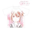 【グッズ-Tシャツ】結城友奈は勇者である -鷲尾須美の章-/-勇者の章- 結城友奈 Ani-Art フルグラフィックTシャツユニセックス(サイズ/XL)の画像