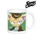 【グッズ-マグカップ】シャーマンキング マタムネ Ani-Art マグカップ vol.2の画像