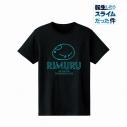 【グッズ-Tシャツ】転生したらスライムだった件 リムル ラフタッチTシャツメンズ(サイズ/XL)の画像