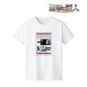 【グッズ-Tシャツ】進撃の巨人 エルヴィン Tシャツ vol.2レディース(サイズ/XL)の画像