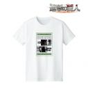 【グッズ-Tシャツ】進撃の巨人 リヴァイ Tシャツ vol.2レディース(サイズ/XL)の画像