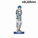 【グッズ-スタンドポップ】MILGRAM -ミルグラム- ハルカ BIGアクリルスタンドの画像