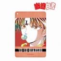 【グッズ-パスケース】幽☆遊☆白書 コエンマ Ani-Art 1ポケットパスケースの画像