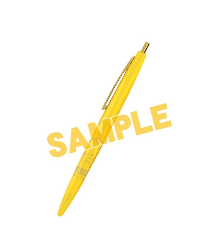 【グッズ-ボールペン】BANANA FISH アッシュ・リンクス クリックゴールド ボールペン【アニメイト先行販売分】