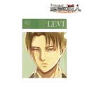 【グッズ-クリアファイル】進撃の巨人 リヴァイ Ani-Art クリアファイル vol.3の画像