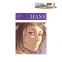 【グッズ-クリアファイル】進撃の巨人 ハンジ Ani-Art クリアファイル vol.3の画像