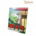 【グッズ-ボード】夏目友人帳 描き下ろしイラスト キャンバスボードの画像