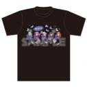 【グッズ-Tシャツ】BanG Dream! ガールズバンドパーティ! Tシャツ ロディver. Roselia(XL)の画像