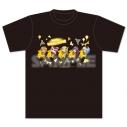 【グッズ-Tシャツ】BanG Dream! ガールズバンドパーティ! Tシャツ ロディver. ハロー、ハッピーワールド!(XL)の画像