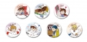 【グッズ-バッチ】名探偵コナン ミニチュアシリーズ トレーディング缶バッジの画像