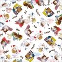 【グッズ-タオル】名探偵コナン ミニチュアシリーズ マルチクロスの画像