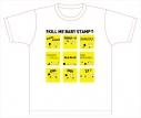 【グッズ-Tシャツ】キルミーベイベー/スタンプTシャツ/XLの画像