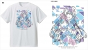 【グッズ-Tシャツ】やはり俺の青春ラブコメはまちがっている。完 ドライTシャツ/雪ノ下雪乃お花柄/Lの画像