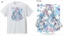 【グッズ-Tシャツ】やはり俺の青春ラブコメはまちがっている。完 ドライTシャツ/雪ノ下雪乃お花柄/XLの画像