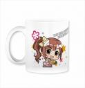 【グッズ-マグカップ】ミニッチュ アイドルマスター シンデレラガールズ マグカップ 五十嵐響子の画像