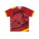 【グッズ-Tシャツ】旗揚!けものみち 旗揚!ジャーマン・スープレックスTシャツの画像
