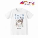 【グッズ-Tシャツ】To LOVEる-とらぶる-ダークネス Ani-Art Tシャツ(古手川唯)/メンズ(サイズ/L)の画像