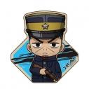 【グッズ-クリップ】ゴールデンカムイ ウッドクリップ(安全ピン付) 月島軍曹の画像