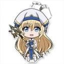 【グッズ-キーホルダー】ゴブリンスレイヤー ぷにこれ!キーホルダー 女神官の画像
