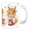 【グッズ-マグカップ】世話やきキツネの仙狐さん マグカップの画像