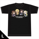 【グッズ-Tシャツ】ひとりぼっちの○○生活 Tシャツ/デフォルメキャラ Lサイズの画像