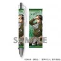 【グッズ-ボールペン】進撃の巨人 ボールペン リヴァイ(ロングコート)の画像